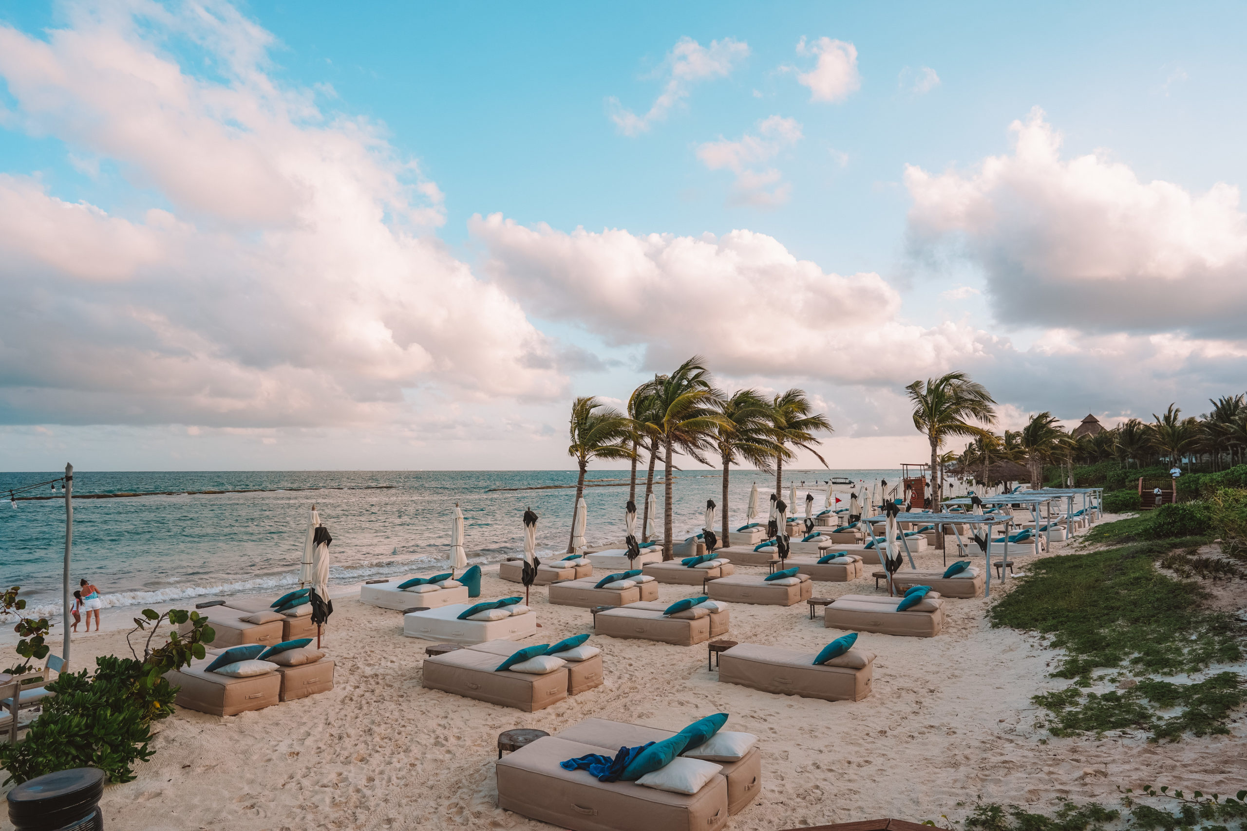 honeymoon resorts in Riviera Maya