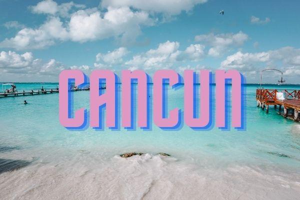 Honeymoon in Mexico: Cancun