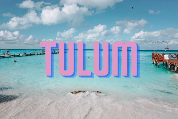 Honeymoon in Mexico: Tulum